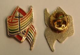Affirm United/S'affirmer Ensemble Pin